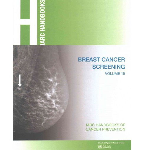 Breast Cancer Screening (Vol 15) (Paperback) - image 1 of 1