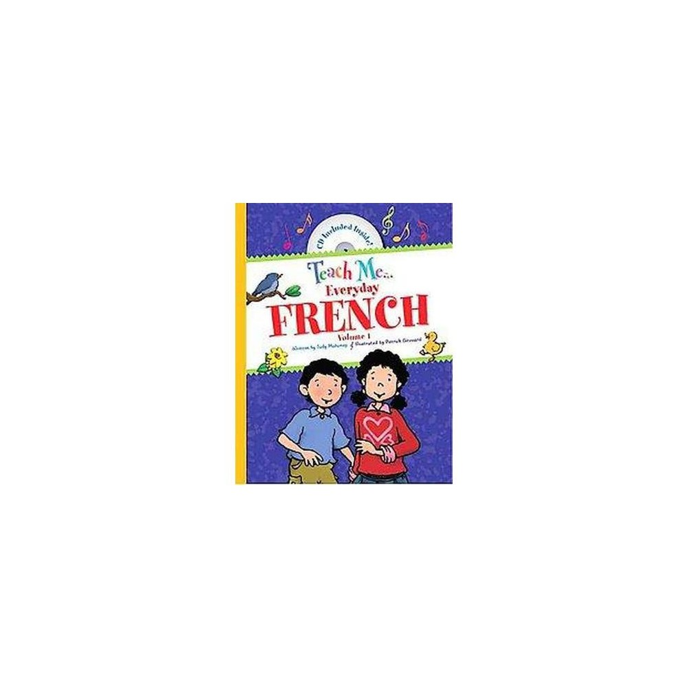 Teach Me Everyday French ( Teach Me) (Bilingual) (Mixed media product)