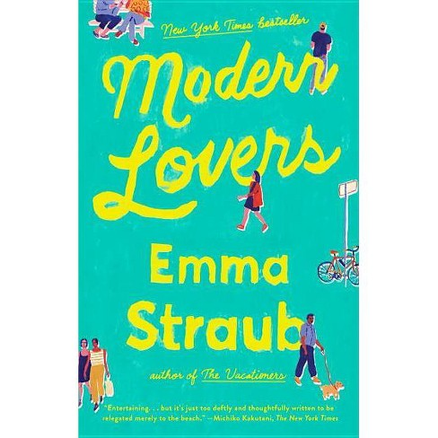 Modern Lovers (Paperback) (Emma Straub) - image 1 of 1