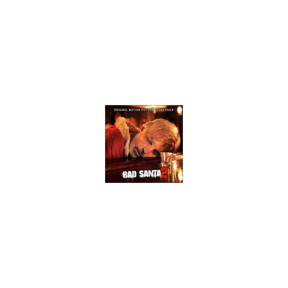 Various - Bad Santa 2 (Ost) (CD)