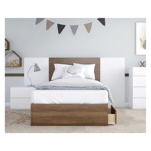 Hera 4pc Bedroom Set - Nexera - image 1 of 4
