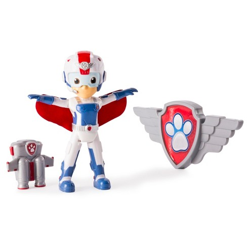 Paw Patrol -  Ryder - Air Rescue Figure - image 1 of 2