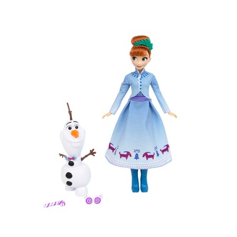 Disney Frozen Anna's Treasured Traditions - image 1 of 9