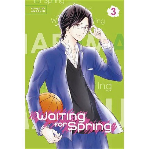 Waiting for Spring 3 - by  Anashin (Paperback) - image 1 of 1