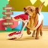 Bark Squeak Sneaks Dog Toy - image 4 of 4