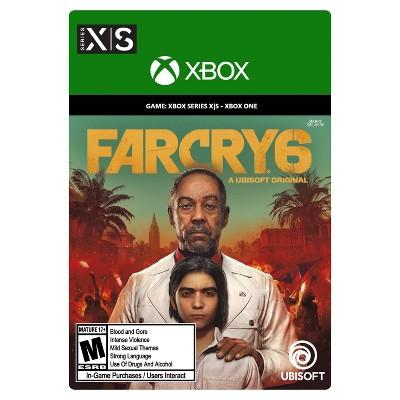Far Cry 6 - Xbox Series X|S/Xbox One (Digital)