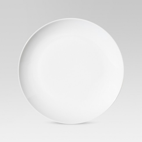 """Coupe Dinner Plate 10.4""""x10.4"""" Porcelain Set of 4 - Threshold™ - image 1 of 2"""