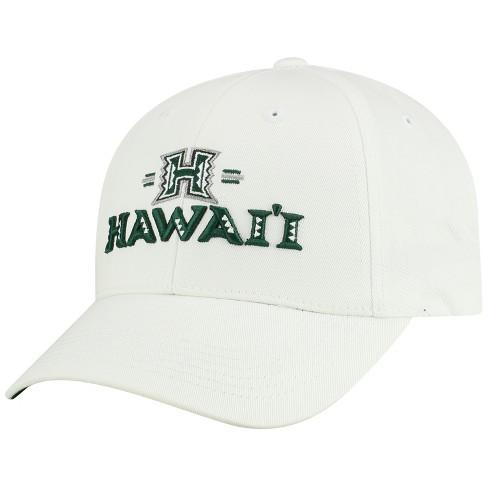 6717c988117 NCAA Hawaii Rainbow Warriors Baseball Hat   Target