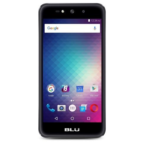 BLU Grand X G090Q GSM Quad-Core Phone (Unlocked) - Gray - image 1 of 2