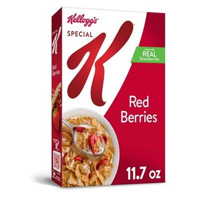 Special K Red Berries Breakfast Cereal - 11.7oz - Kellogg's