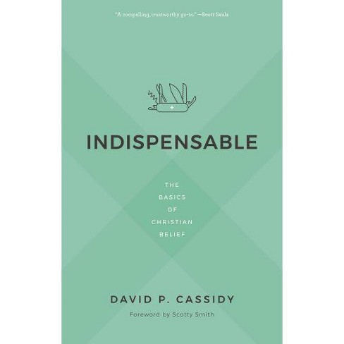 Indispensable - by  David Cassidy (Paperback) - image 1 of 1