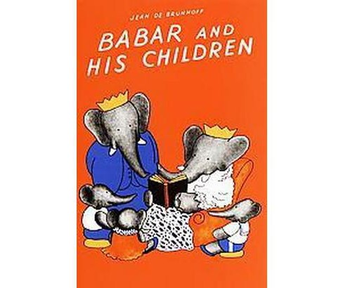 Babar and His Children (Hardcover) (Jean de Brunhoff) - image 1 of 1