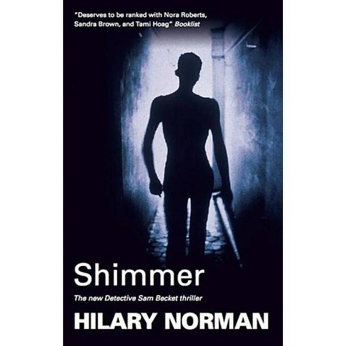 Shimmer - (Severn House Large Print) by  Hilary Norman (Hardcover) - image 1 of 1