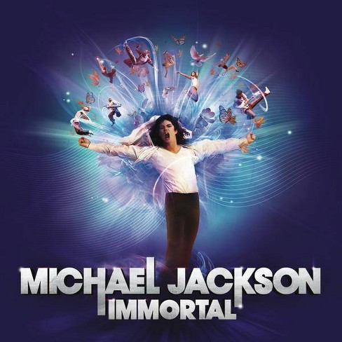 Michael Jackson - Immortal (Deluxe Edition) (CD) - image 1 of 1
