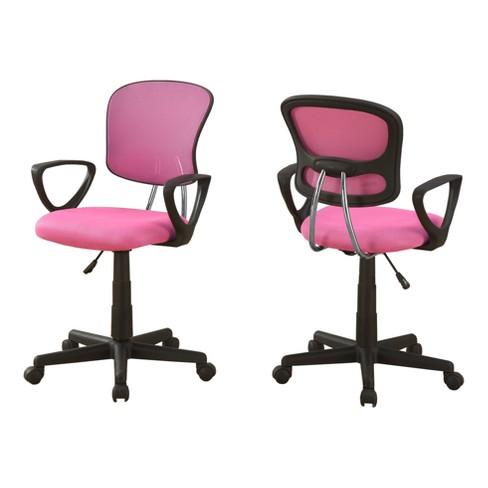 Office Chair Pink Mesh Everyroom Target