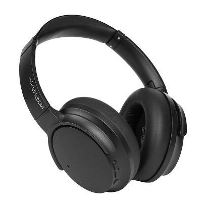 Morpheus 360 HP9250B ECLIPSE 360 ANC Wireless Bluetooth 5.0 Headphone, Over-the-Ear, Noise Cancelling, Immersive Sound CVC 8.0 Microphones, Travel Case - Black