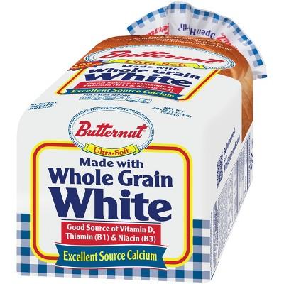 Butternut Whole Grain White Bread - 20oz