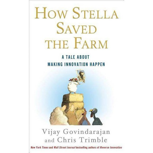 How Stella Saved the Farm - by  Chris Trimble (Hardcover) - image 1 of 1