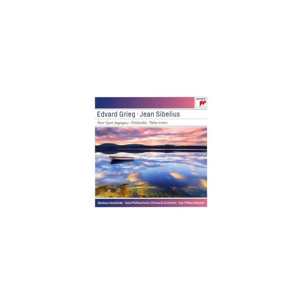 Edvard Grieg - Grieg: Peer Gynt Op 23 (Excerpts) (CD)