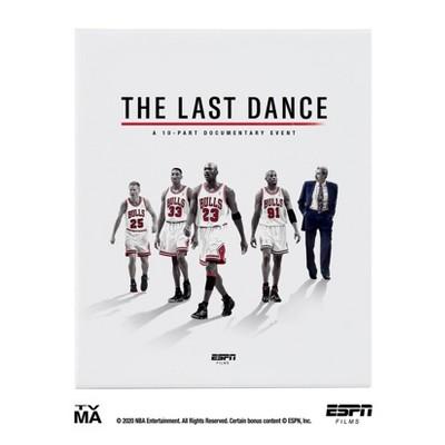 The Last Dance: (Blu-ray) Gift set