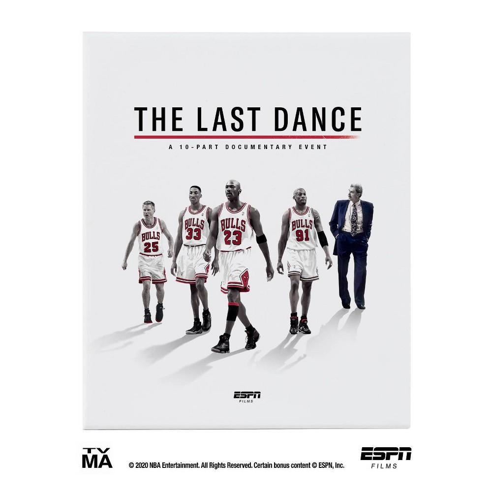 The Last Dance Blu Ray Gift Set