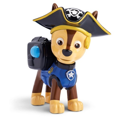 paw patrol pirate pups chase with transforming pup pack and badge