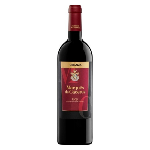 Marques de Caceres® Crianza Rioja Red Blend - 750mL Bottle - image 1 of 1