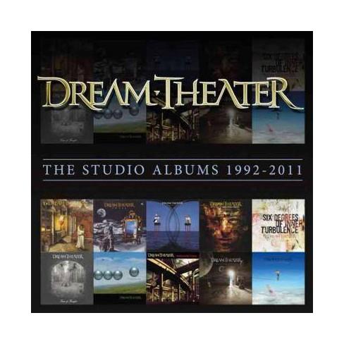 Dream Theater - Studio Albums 1992-2011 (CD) - image 1 of 1