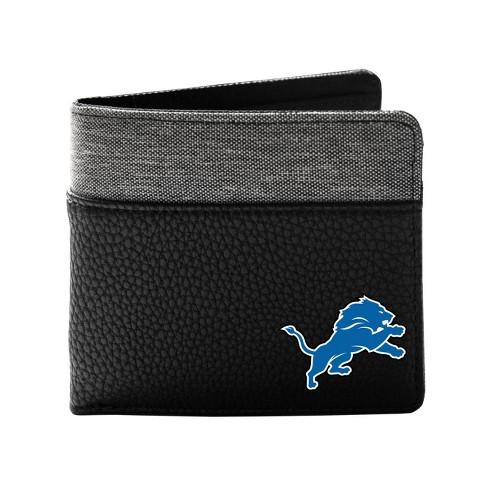 NFL Detroit Lions Pebble BiFold Wallet - image 1 of 2