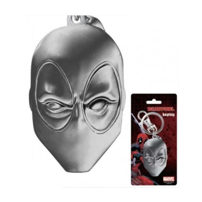 Monogram International Inc. Marvel Pewter Key Ring: Deadpool - image 1 of 1