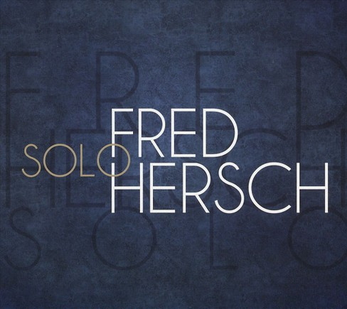 Fred hersch - Solo (CD) - image 1 of 1