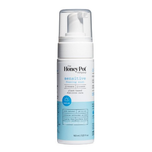 The Honey Pot Sensitive Feminine Wash - 5.51 fl oz - image 1 of 4