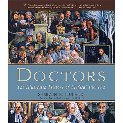 Doctors - by  Sherwin B Nuland (Hardcover) - image 1 of 1