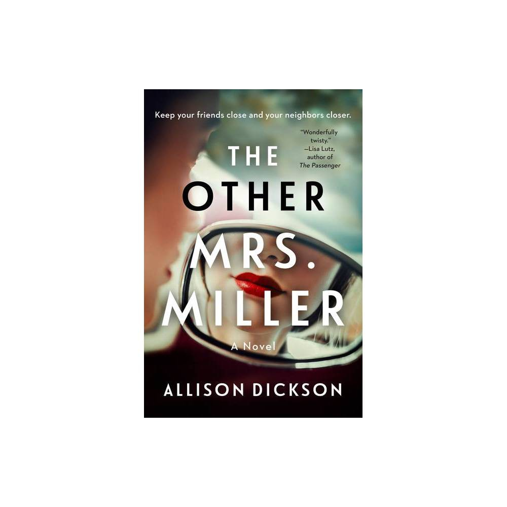 The Other Mrs Miller By Allison Dickson Paperback