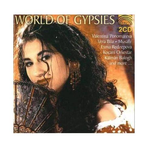 Various - World Of Gypsies (CD) - image 1 of 1