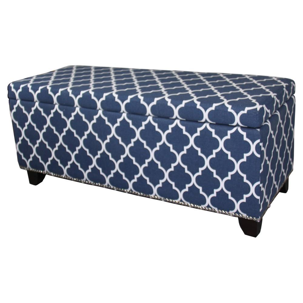 Storage Bench 18 - Blue - Ore International