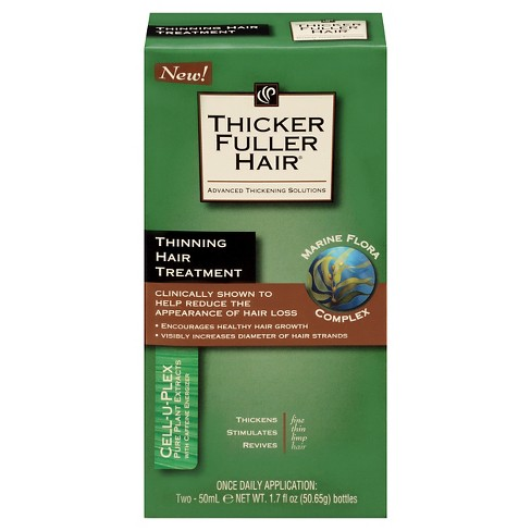 Thicker Fuller Hair Thinning Hair Treatment - 1.7oz - image 1 of 3