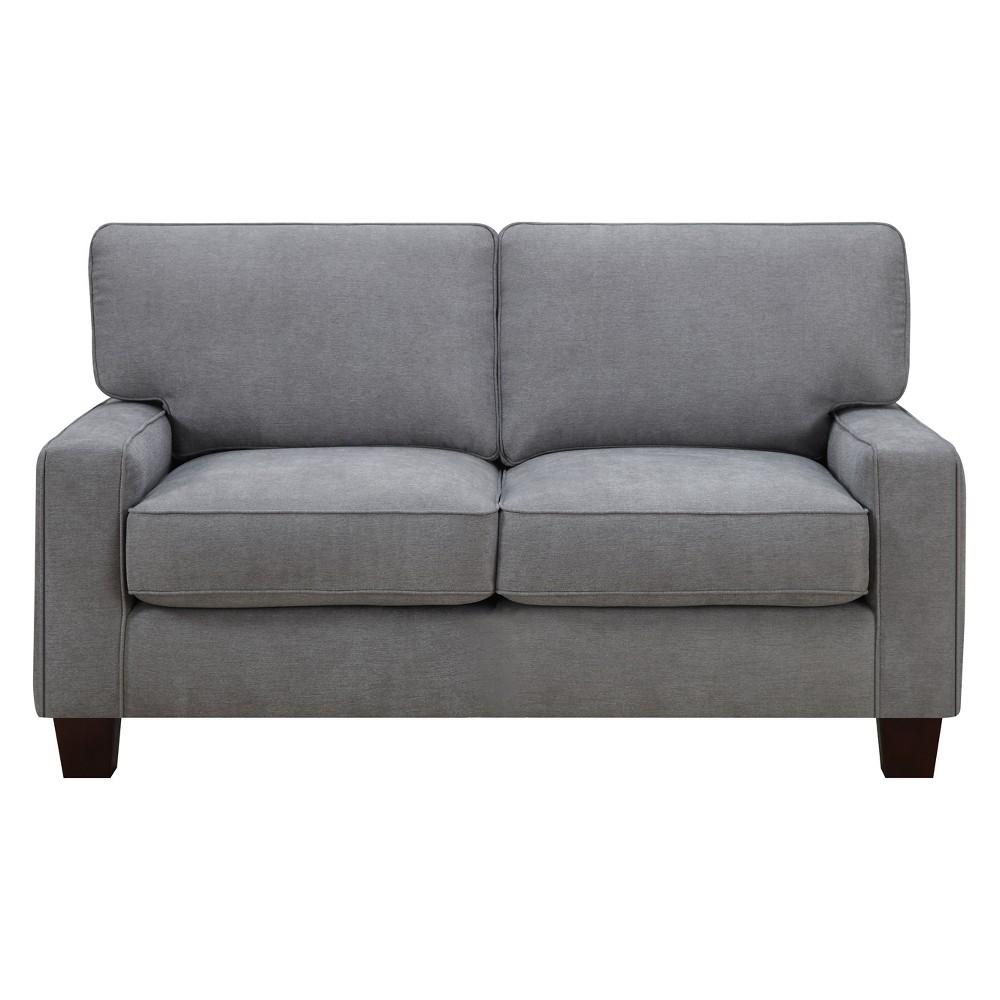 Deep Seating Palisades 61 Gray - Serta