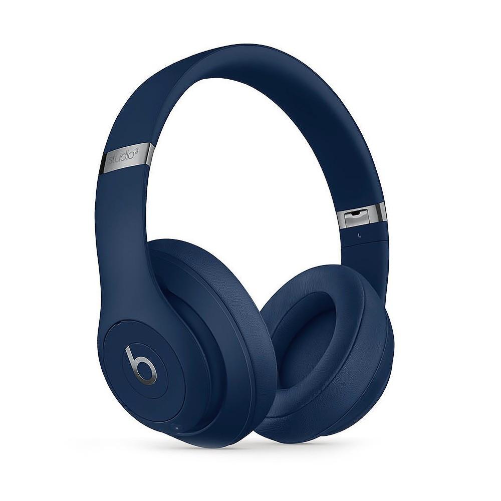 Beats Studio3 Wireless Over-Ear Headphones - Blue