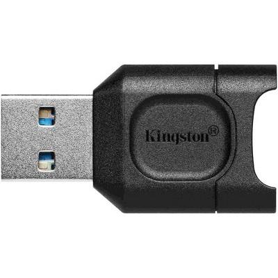 Kingston MobileLite Plus USB 3.2 microSDHC/SDXC UHS-II Card Reader (MLPM)