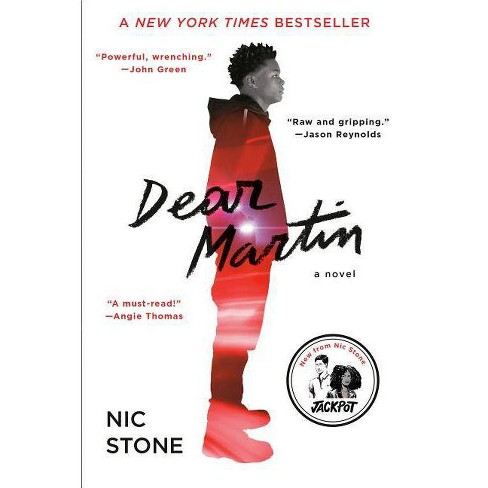 Dear Martin -  Reprint by Nic Stone (Paperback) - image 1 of 1