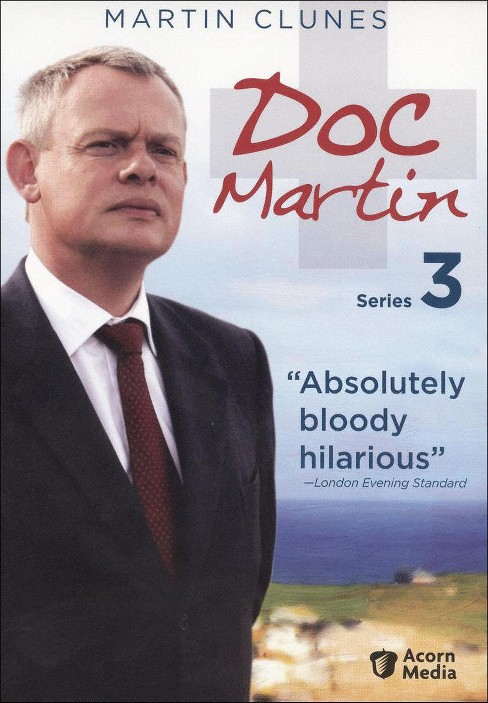 Doc martin series 3 (DVD) - image 1 of 1