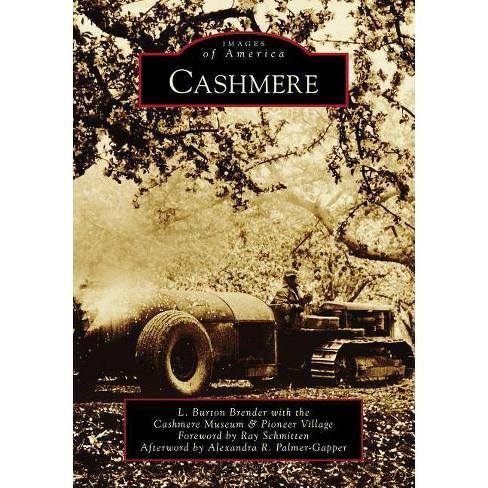 Cashmere - by  L Burton Brender (Paperback) - image 1 of 1