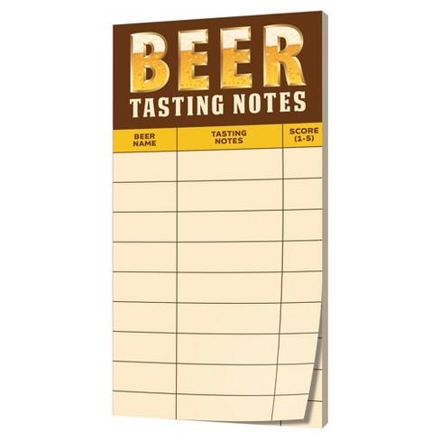 cheers beers beer tasting score sheets target