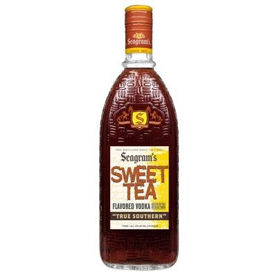Seagram's Sweet Tea Flavored Vodka - 750ml Bottle
