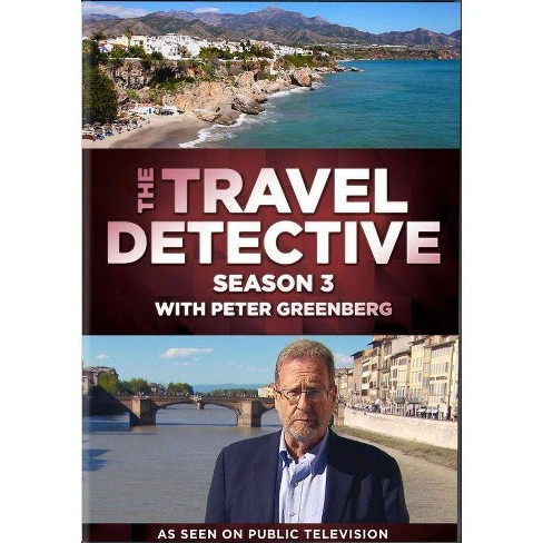 Travel Detective: Season 3 (DVD) - image 1 of 1
