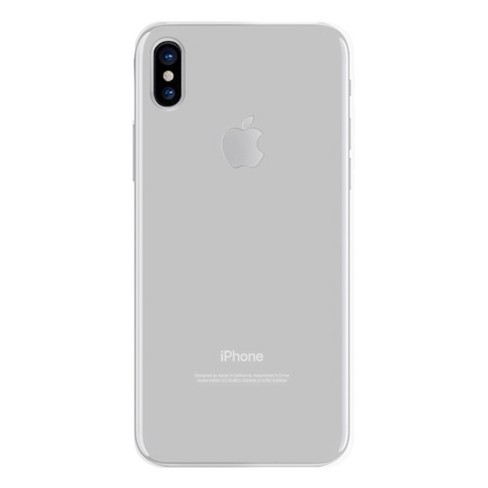 Uncommon iPhone X Case - Clear - image 1 of 1
