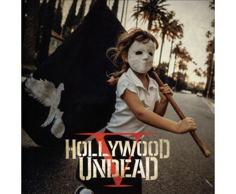 Hollywood Undead - Five (CD) - image 1 of 1