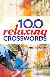 Relaxing crossword