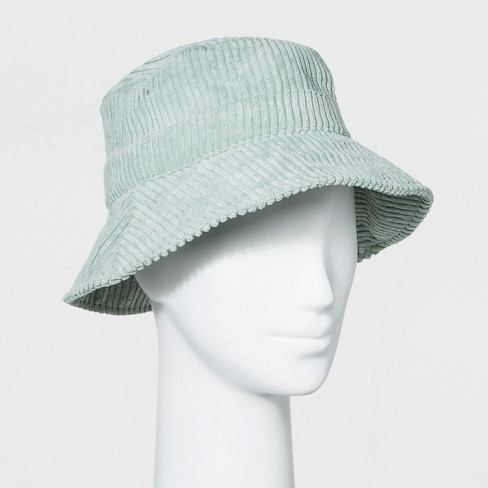 2158bacdffb Women s Bucket Hat - Wild Fable™ Green   Target